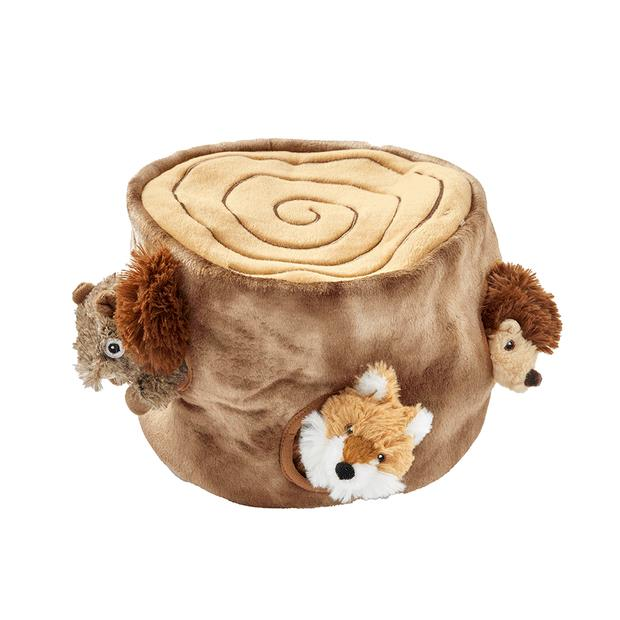 Paws For Life Hide And Seek Tree Friends Each Pet: Dog Category: Dog Supplies  Size: 0.6kg  Rich...