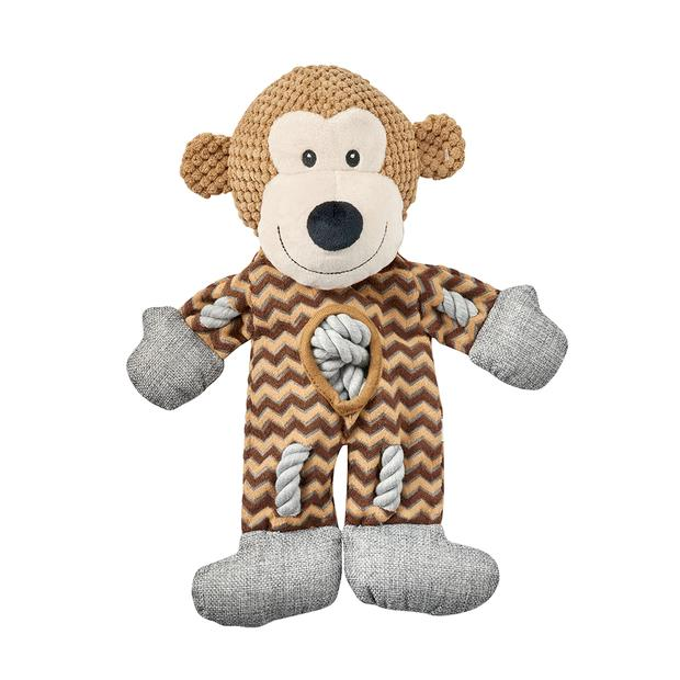 Paws For Life Rope Monkey Each Pet: Dog Category: Dog Supplies  Size: 0.3kg  Rich Description: Paws for...