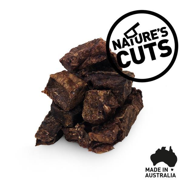 Natures Cuts Pork Lung Bites 4 X 180g Pet: Dog Category: Dog Supplies  Size: 0.7kg  Rich Description:...