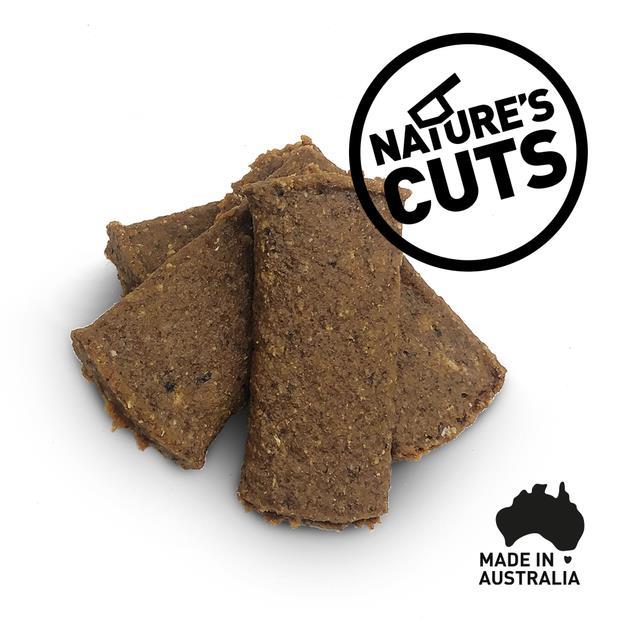 Natures Cuts Venison Chews 300g Pet: Dog Category: Dog Supplies  Size: 0.3kg  Rich Description: Natures...