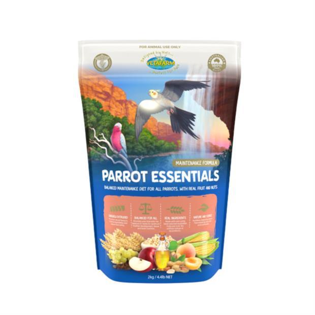 Vetafarm Parrot Essentials Food 10kg Pet: Bird Category: Bird Supplies  Size: 10.1kg  Rich Description:...