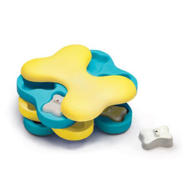 Nina Ottosson Dog Tornado Puzzle Each Pet: Dog Category: Dog Supplies  Size: 0.7kg Colour: Multi  Rich...