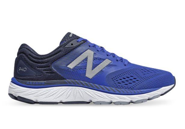 Push your passion for running to the limit, not your feet. The 940v4 stability running shoe is made for...
