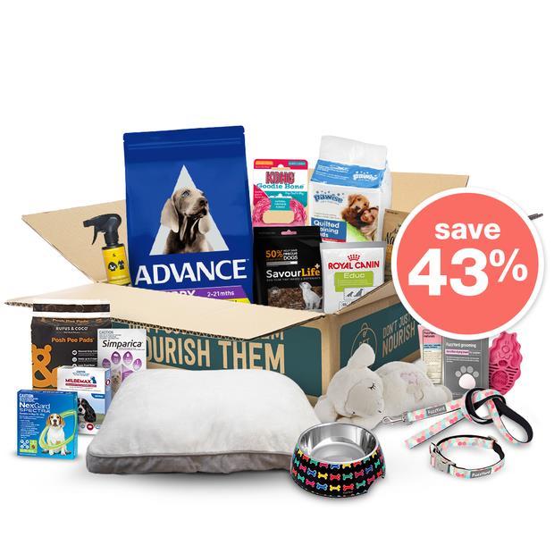 The Puppy Starter Box Advance Medium Pet: Dog Category: Dog Supplies  Size: 9kg  Rich Description:...