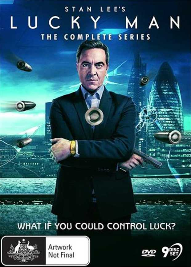 What if you could control luck?Based on an original idea from comic book legend Stan Lee, Lucky Man...
