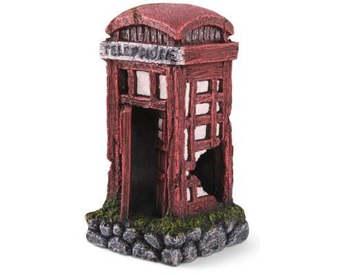 KAZOO TELEPHONE BOX - MEDIUMThis traditional telephone box may have fallen into disrepair, but now it...