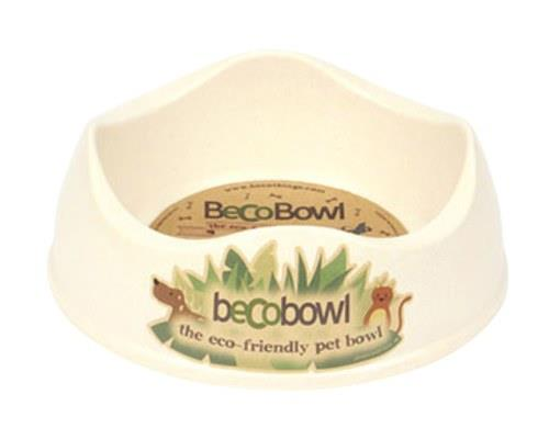 BECO PETS NATURAL DOG BOWL SMALLThe award-winning Beco Bowl is made from bamboo and rice husk. They are...