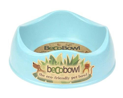 BECO PETS BLUE DOG BOWL MEDIUMThe award-winning Beco Bowl is made from bamboo and rice husk. They are...