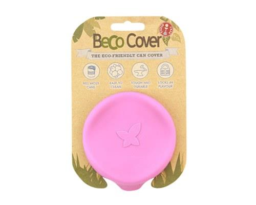 BECO PETS CAN COVER PINKThis cover fits snuggly around the majority of 400g cans, locking in the...