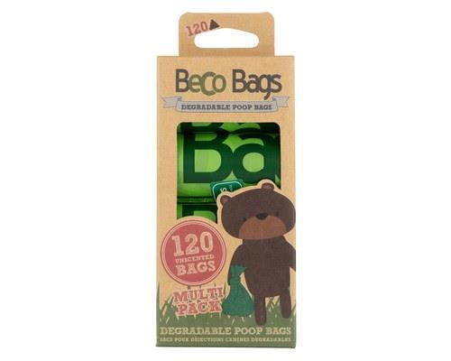 BECO PETS ECO FRIENDLY POO BAGS 120 PACKBeco Bags are extra strong, extra thick and degradable. They...