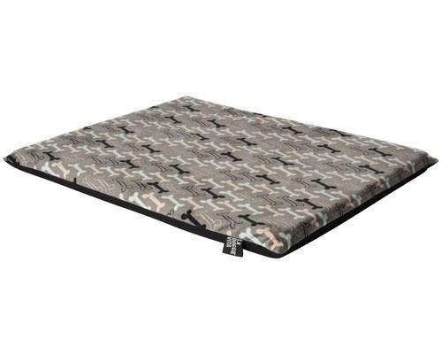 LA DOGGIE VITA BONEY MALONEY FLAT BED LARGEMade with an adorable Aussie designed pattern, the Boney...