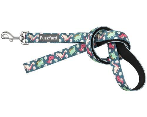 FUZZYARD DOG LEAD DINOSAUR LAND LARGEWell aren't you a sight for saur eyes!This lead will have you and...