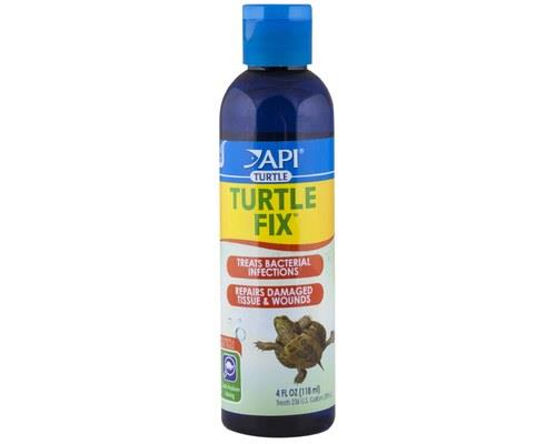 API TURTLE FIX 118MLFor a natural treatment to assist with your turtle's bacterial infections, trust...