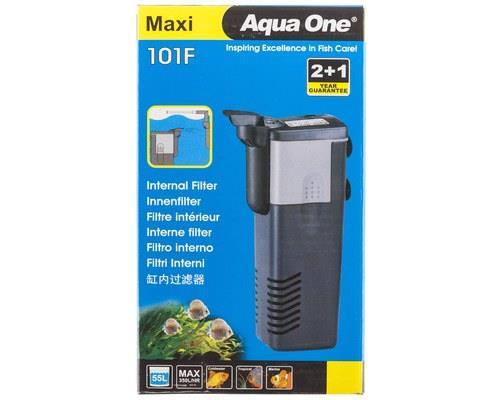 AQUA ONE 101F MAXI INT FILTER 400 L/HR*  The Maxi range of internal Aquarium filters offer and...
