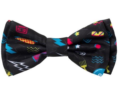FUZZYARD BEL AIR BOW TIE LARGENow this is a story all about how your dog's life got flipped turned...