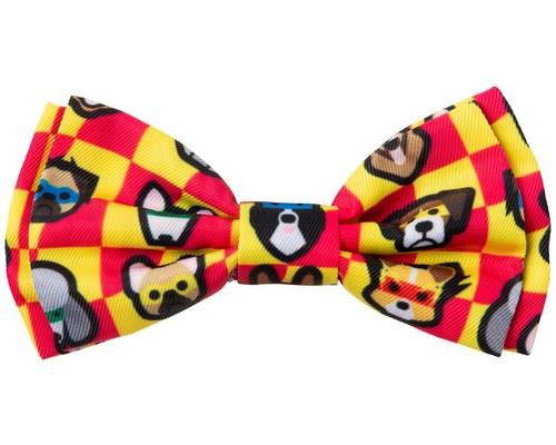 FUZZYARD DOGGO FORCE BOW TIE SMALLThere's a Marvel universe, but did you know there's a FuzzYard...