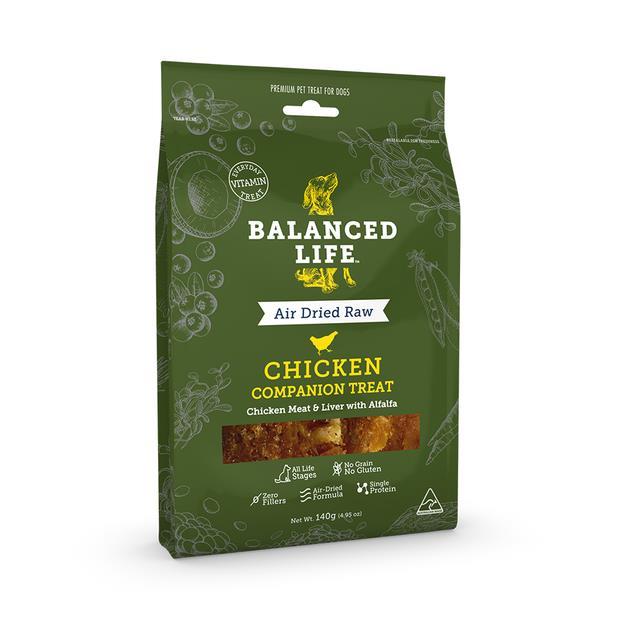 Balanced Life Dog Treats Chicken 140g Pet: Dog Category: Dog Supplies  Size: 1.2kg  Rich Description:...