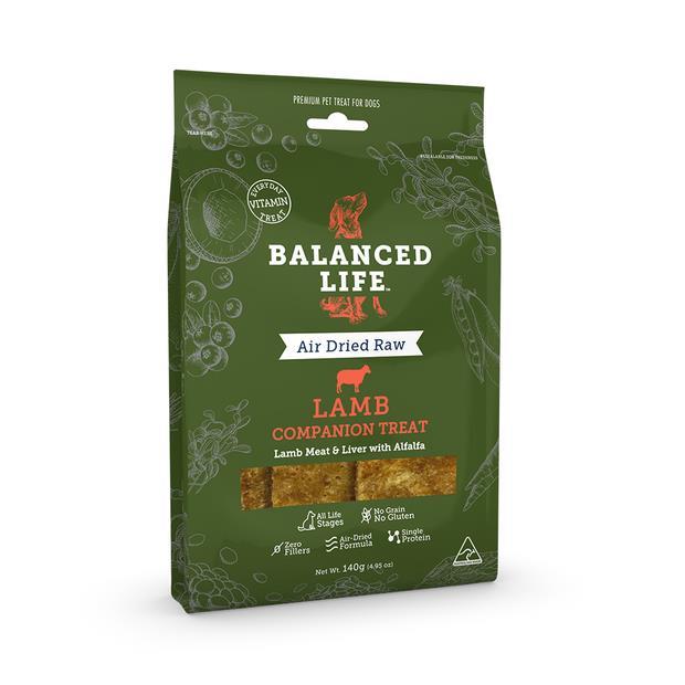 Balanced Life Dog Treats Lamb 140g Pet: Dog Category: Dog Supplies  Size: 1.2kg  Rich Description:...