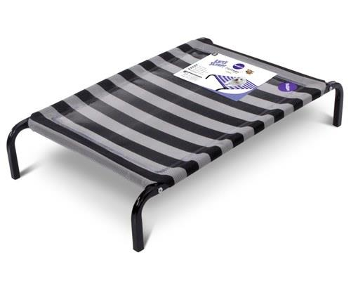 Kazoo Daydream Trampoline Bed, Zebra, SmallSize: 70cm L x 55cm WSuitable for: Maltese, Shih Tzu and...