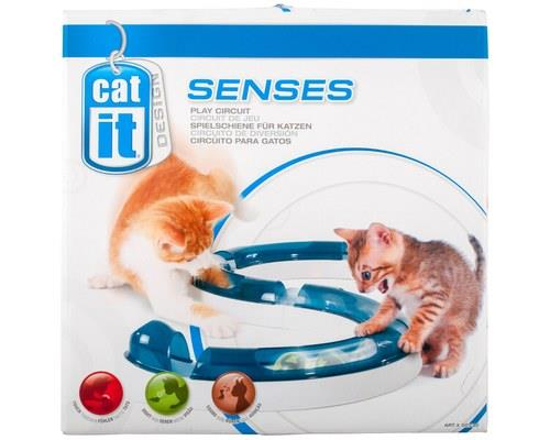 Catit Senses Play Circuit, Interactive Cat ToySize: 24cm L x 24cm W x 8cm HThe Catit Senses Play...