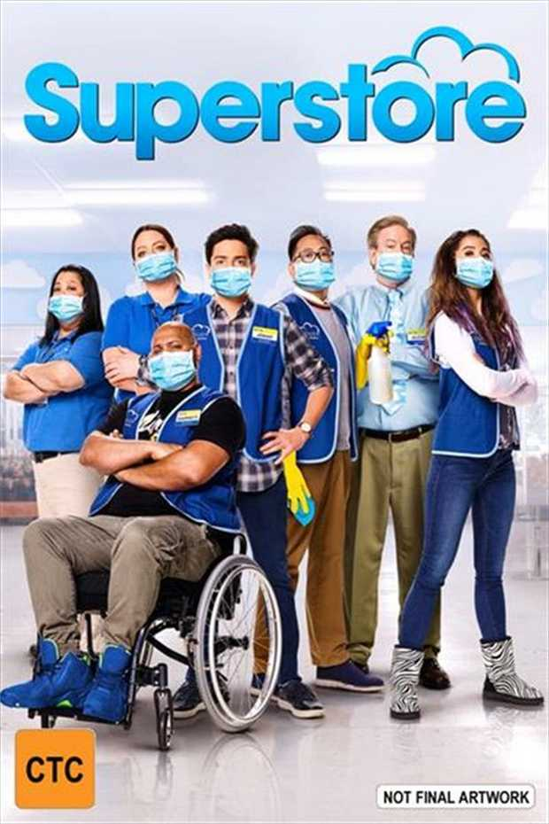 Taking care of business.From a producer of The Office comes Superstore, a hilarious workplace comedy...