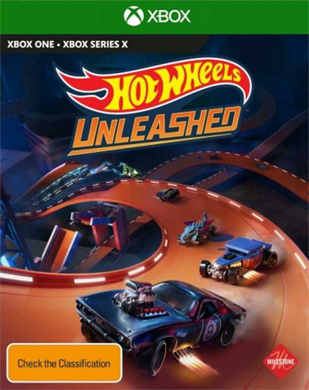 Hot Wheels UnleashedHOT WHEELS UNLEASHED. Pure Racing Fun!Collect the world's raddest cars, build...
