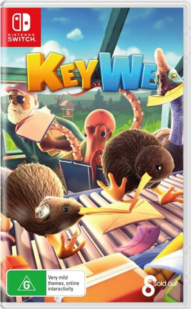 KeyWeThe mail must flow! KeyWe is a cute, co-operative postal puzzler starring Jeff and Debra, two...