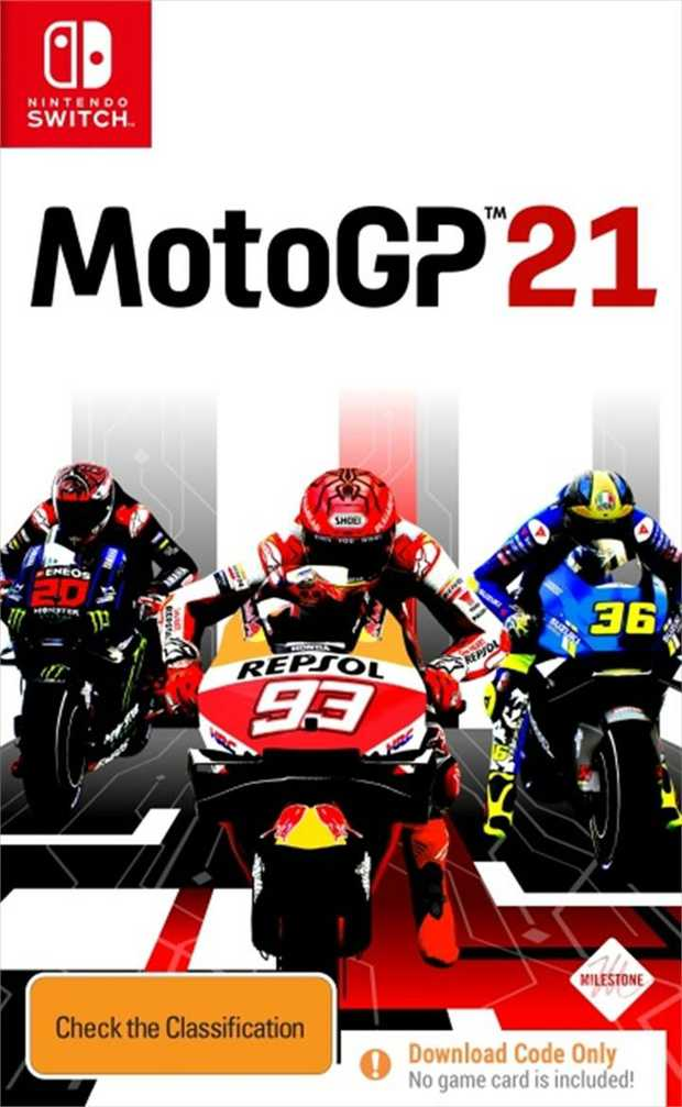 MotoGP 21Take your place on the starting grid and brace yourself for the most authentic and immersive...