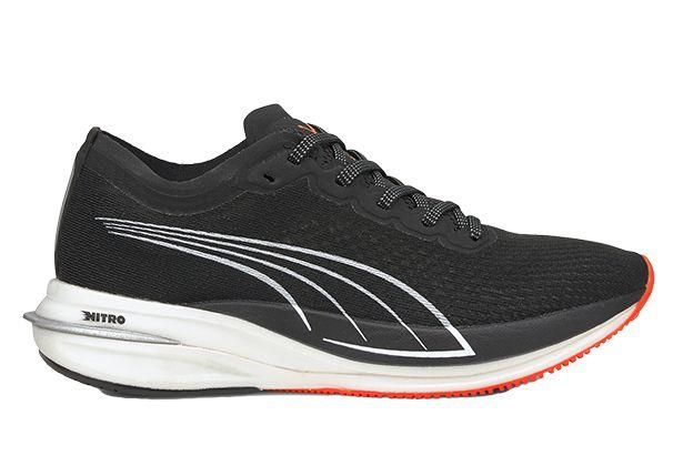 Boost performance and upgrade running technique with the Puma Deviate Nitro. The innovative cushioned...
