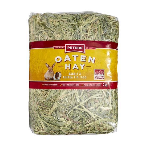 Peters Oaten Hay 4kg Pet: Small Pet Category: Small Animal Supplies  Size: 4kg  Rich Description:...
