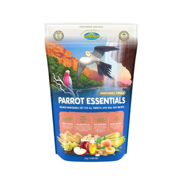 Vetafarm Parrot Essentials Food 10kg Pet: Bird Category: Bird Supplies  Size: 10.1kg  Rich Description:...