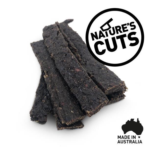 Natures Cuts Beef Strips 2 X 200g Pet: Dog Category: Dog Supplies  Size: 0.4kg  Rich Description:...