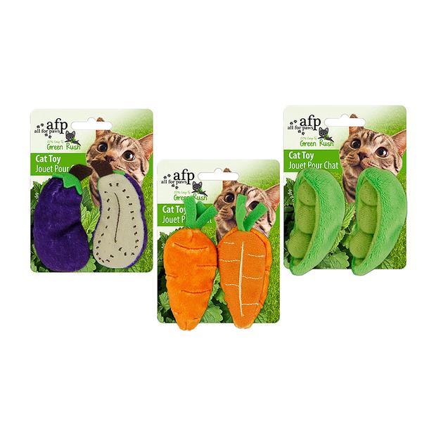 Afp Green Rush All Natural Cat Toy Each Pet: Cat Category: Cat Supplies  Size: 0kg  Rich Description:...