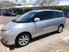 2009 TOYOTA TARAGO GREAT FAMILY CAR