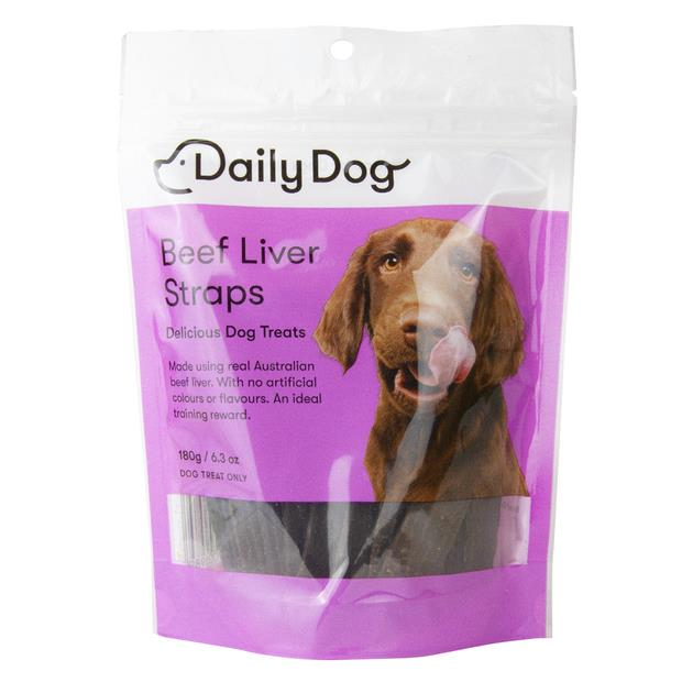 Daily Dog Beef Liver Straps 180g Pet: Dog Category: Dog Supplies  Size: 0.2kg  Rich Description: Daily...