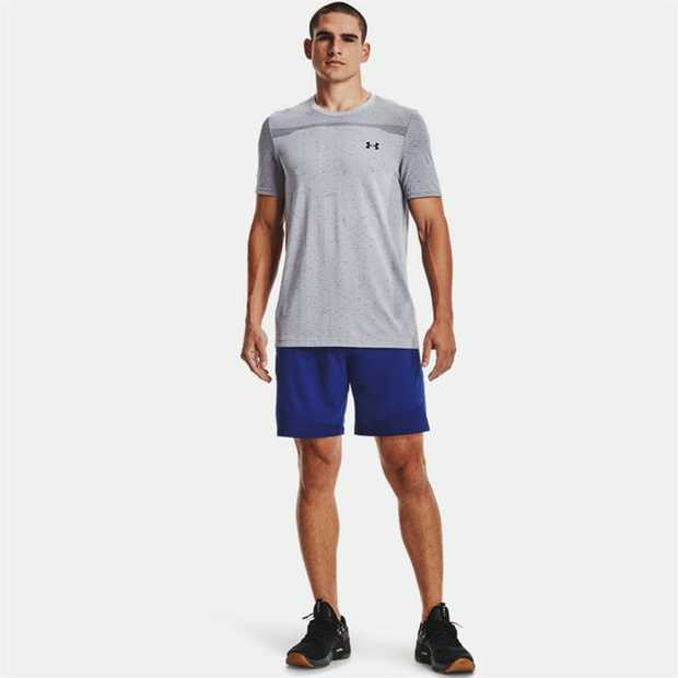 Soft knit fabric with engineered mesh ventilation, mapped to the places you need it most Nearly...