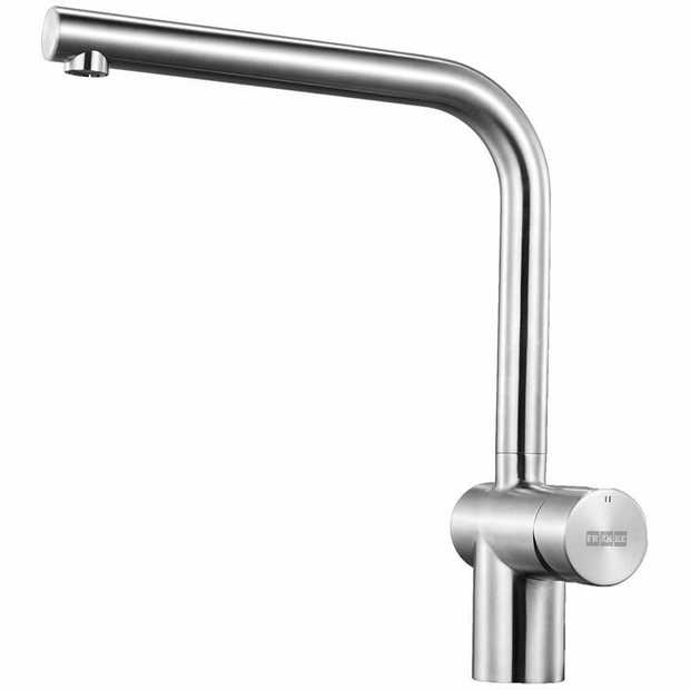 Stainless Steel finish 180 tap swivel 500 Maximum Pressure 5 WELS Star Rating 6L per minute Style: Non...