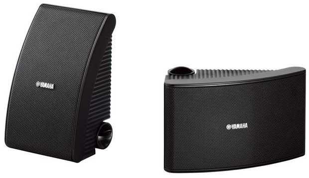 "120 W Max Input Power 2-way acoustic suspension speakers 5-1/4"" (13cm) waterproof cone woofer 3/4""..."