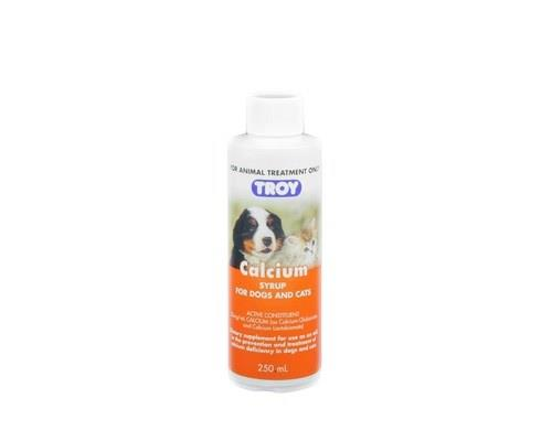 TROY CALCIUM SYRUP 1LFor cats and dogs, this syrup assists in preventing and treating calcium...