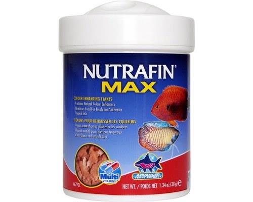NUTRAFIN MAX TROPICAL MICRO FISH PELLETS 80GNutrafin Max Tropical Micro Fish Pellets are nutritious...
