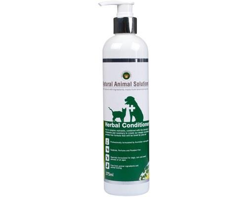 NATURAL ANIMAL SOLUTIONS CONDITIONER 375MLPair up your dog's natural shampoo with Natural Animal...
