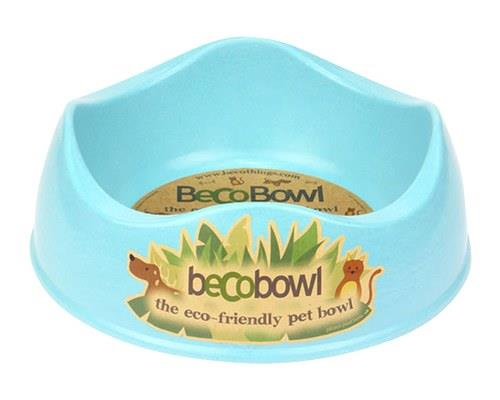 BECO PETS BLUE DOG BOWL LARGEThe award-winning Beco Bowl is made from bamboo and rice husk. They are...