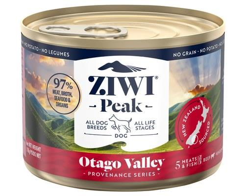 ZIWI PROV OT VAL 12X170GInspired by the great mountains and vast alpine valleys of New Zealand's Otago...
