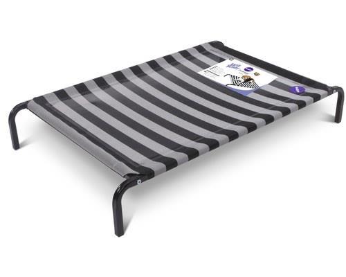 Kazoo Daydream Trampoline Bed, Zebra, MediumSize:90cm L x 65cm WSuitable for: Beagle, Cocker...
