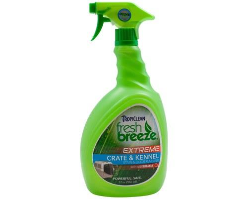 TROPICLEAN FRESH BREEZE (CRATE & KENNEL) 946MLHere we go again, another stain. More dirt, vomit...