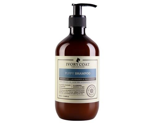 Ivory Coat – Puppy Shampoo 500ml     This one is just for the little puppies. It's a delicate...