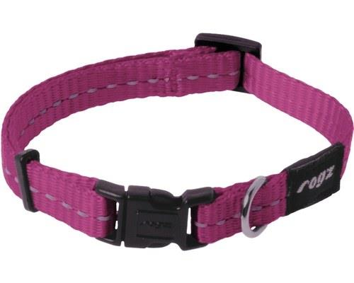 ROGZ NITE LIFE COLLAR PINK REFLECTIVE SMALLMade from nylon webbing this dog collar is stylish and...