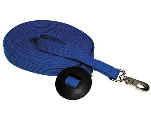 RECALL LEAD - BLUEThe Recall Lead is a long and sturdy lead that will last walk after walk...after...