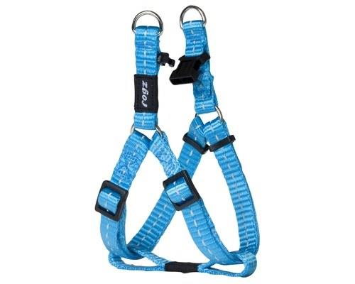 ROGZ NITE LIFE STEP-IN HARNESS TURQUOISE REFLECTIVE SMALLDogs go crazy for a 'W-A-L-K' however some...