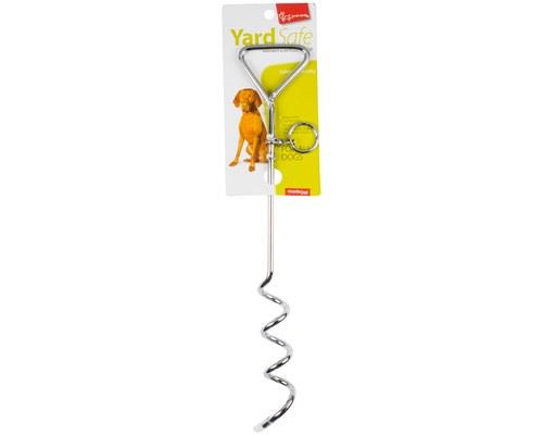 Masterpet Dog Tie Out Stake, For All Dogs, 46cmSize: 46cm L x 8.5cm W x 4cm HMasterpet have developed...